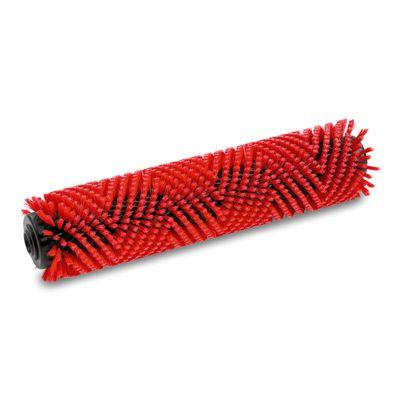 Cepillo-cilindrico-medio-rojo-400-mm