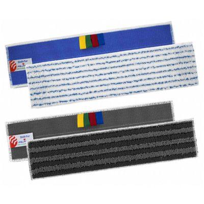 Mopa-microfibra--Skill-Fur-con-velcro-blanca-C-Rayas-Azules-40CM