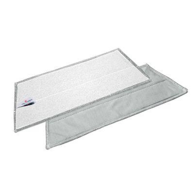 Mopa-microfibra-con-velcro--gris-para-limpieza-de-vidrios-30CM-Briliant
