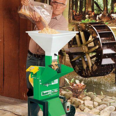 Picadora-de-pasto-y-molino-de-grano-TRF-90